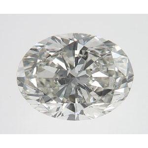 Oval 1.30 carat K SI2 Photo