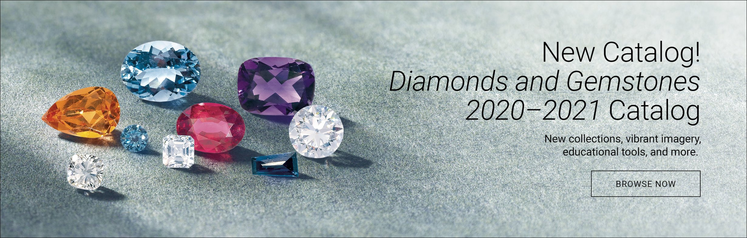 Diamonds and Gemstones Catalog