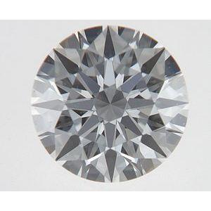 Round 0.34 carat F VS1 Photo