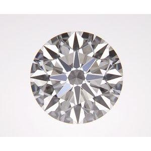 Round 1.66 carat F VS1 Photo