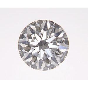 Round 0.30 carat H VS1 Photo