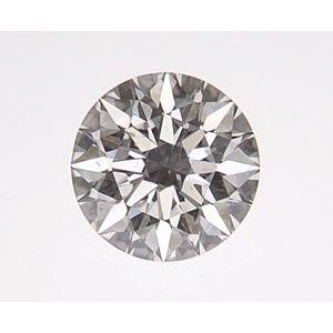 Round 0.31 carat I SI1 Photo