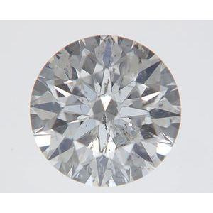 Round 0.31 carat J I1 Photo
