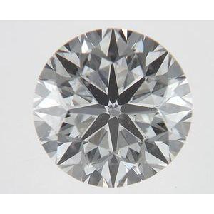 Round 0.80 carat I SI1 Photo