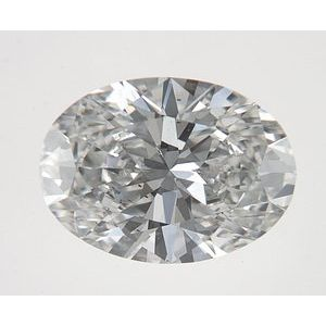 Oval 1.11 carat G VS2 Photo