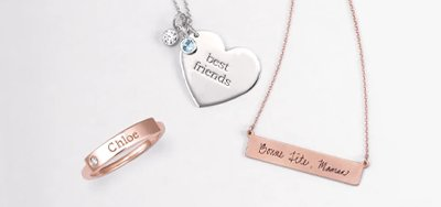 custom engraving and personalization services