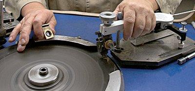 diamond cutting services
