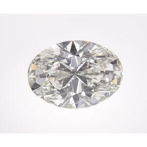 Oval 1.50 carat I SI2 Photo