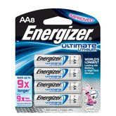 Energizer Pack Of 4 AA Batteries