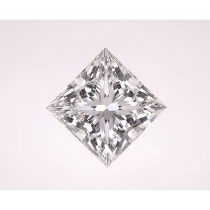 1.68-Carat Lab Created Ideally Cut Princess Diamond