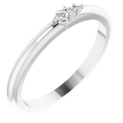 Graduated Stackable Ring
