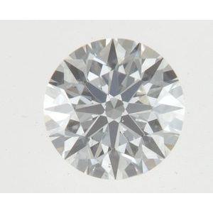Round 0.30 carat I VS2 Photo