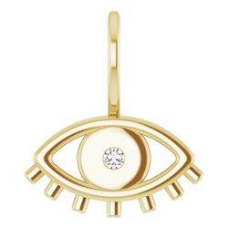 Evil Eye Charm/Pendant