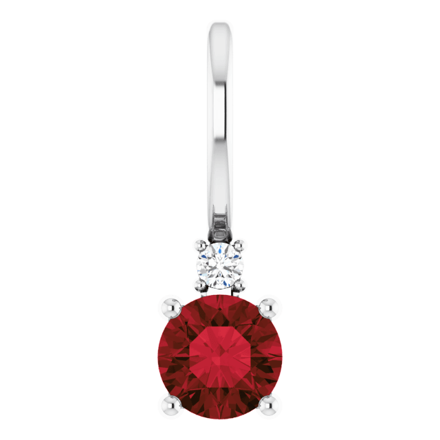 Accented Charm/Pendant