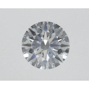 Round 0.30 carat D VS2 Photo