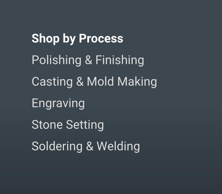 shop by process menu