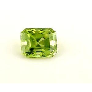 Peridot Emerald 2.14 carat Green Photo