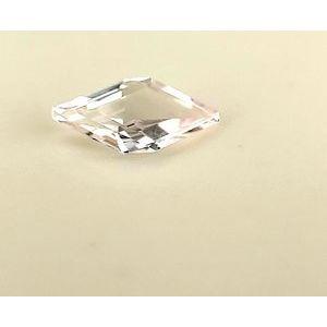 0.74 Carat Kite Cut Diamond