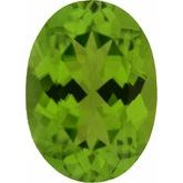 Oval Genuine Peridot (Notable Gems™)