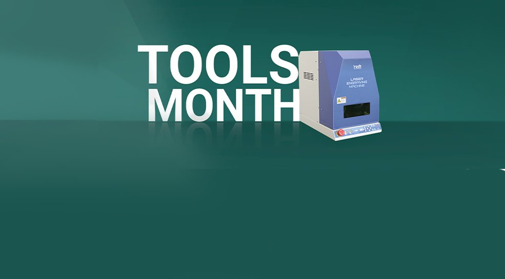 Welcome to Tools Month