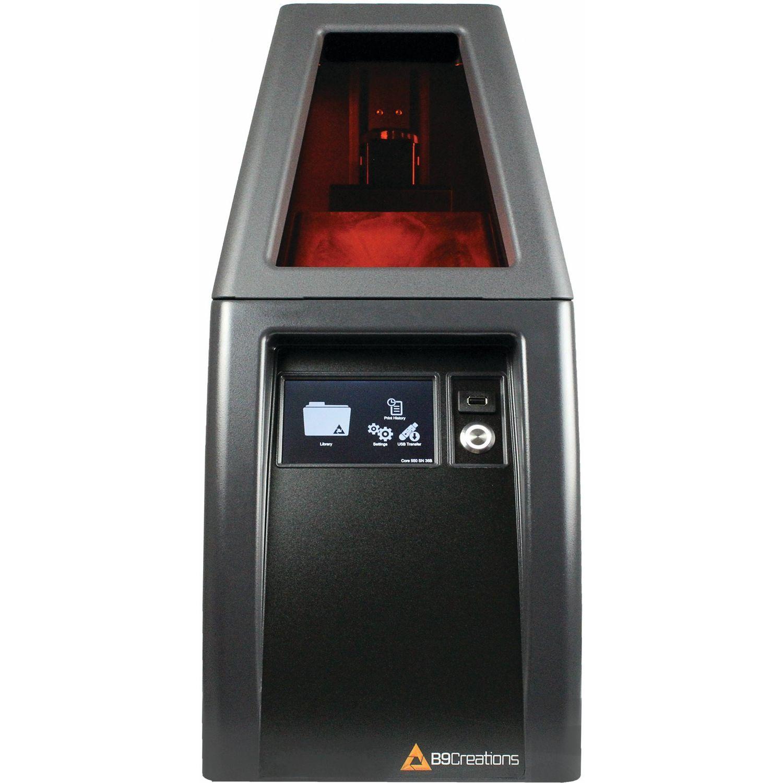 B9 Core 550 B9 3D Printing