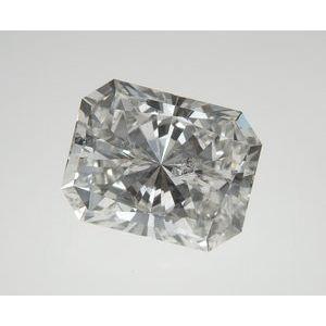 Radiant 1.51 carat I I1 Photo